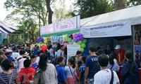 使用法语的6个国家学生参加在越南举行的夏季活动