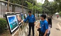 牢牢捍卫越南海洋岛屿主权和可持续发展宣传活动