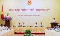 越南政府办公厅主任梅进勇部长:今年前7个月越南经济出现积极信号