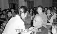 已故越南国家主席孙德胜诞辰130周年系列纪念活动举行