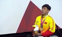 2018年雅加达亚残运会:越南运动员武清松打破赛会纪录