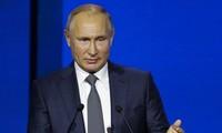 俄罗斯谴责对俄制裁和贸易保护主义