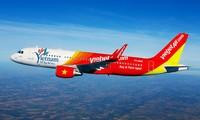 越捷开通越南富国-中国香港航线