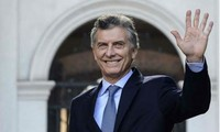 阿根廷总统马克里即将对越南进行国事访问