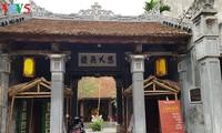 越南手工艺村美好的传统礼仪-祭祀业祖