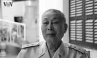 原越南部长会议副主席同士元中将逝世