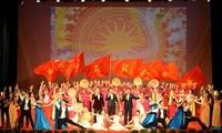 奠边府大捷65周年纪念活动在全国各地举行