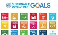 联合国促进实现2030年可持续发展目标的行动