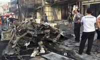 伊拉克巴格达一清真寺遭炸弹袭击 已致7人死亡