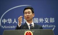 中国将对参与售台武器的美国企业实施制裁