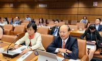 越南积极参与制定调整国际贸易规定进程