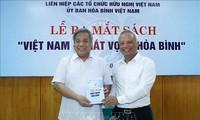 《越南-和平渴望》一书出版
