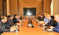越南国会加强与亚欧各国议会的合作