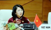 越南同各成员国一道加强不结盟运动的团结