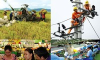 2019年越南经济取得积极结果 增长率约达6.8%