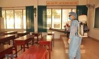 越南继续应对新冠肺炎疫情