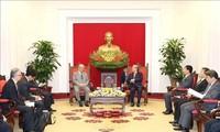 越南一向把日本视为首要伙伴
