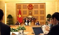 越南主动应对新冠肺炎疫情