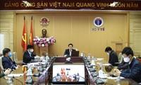 越南新冠肺炎疫情防控国家指导委员会召开视频会议