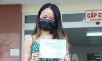 越南再有4例新冠肺炎患者治愈出院
