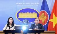 东盟和东盟加三特别峰会将以视频方式举行