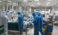 截止4月11日12时越南无新增新冠肺炎确诊病例