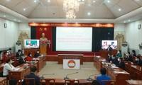 越南祖国阵线中央委员会号召全民参加无偿献血活动