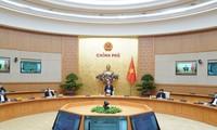 越南政府总理与企业会议 疫情下重启经济