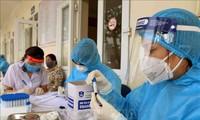 尽快为越南驻外机构人员建立新冠肺炎检查和治疗制度