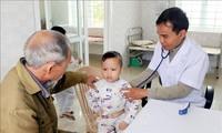 世界卫生组织和联合国儿童基金会愿为越南儿童疫苗接种工作提供帮助