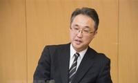 JETRO 副理事长对越南努力完善国际贸易政策予以高度评价