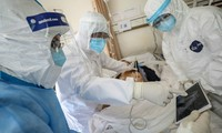 越南向美国亚洲研究院分享应对新冠肺炎流行病的经验
