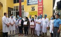 越南再有3例新冠肺炎患者治愈出院