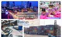 S&P:越南的国家信用评级为BB  前景稳定