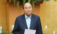 越南政府总理阮春福担任电子政务国家委员会主席