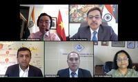 公共外交与印度和越南合作
