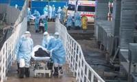 中国加强新冠肺炎疫情防控工作