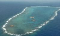 日本就中国船只在冲之鸟岛EEZ调查提出抗议