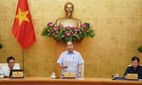 阮春福总理:绝不让岘港和其他地方的疫情爆发与扩散