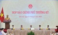 """越南政府例行记者会:为实现""""双重目标""""创造力量"""