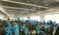 将340名在澳大利亚的越南公民接回国
