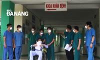 岘港市再有4名新冠肺炎患者治愈出院