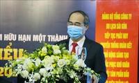 将西贡旅游总公司发展成为越南及地区旅游业的领先者