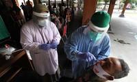 全球新冠肺炎确诊病例近2550万例