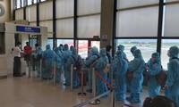 将230名在中国台湾的越南公民接回国