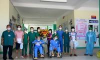 岘港市再有4例新冠肺炎确诊病例治愈出院