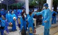 越南无新增新冠肺炎社区传播病例