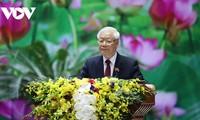 越共中央总书记、国家主席阮富仲:建设正规、精锐、逐步现代化的人民军队