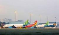 暂停入境国际航班     等待统一管理方案