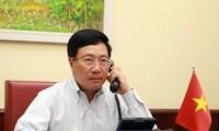 加强和扩大越南和安哥拉的合作